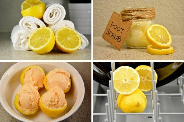 10 Surprising Ways to Use Lemons Around the Home