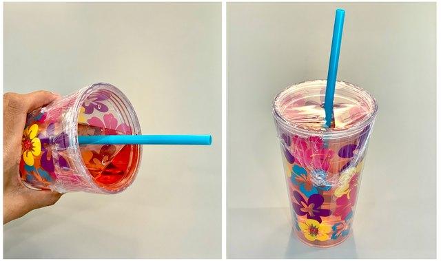 Spill-Proof Kids Drink