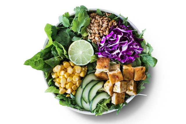 Sweetgreen's Spicy Thai Salad