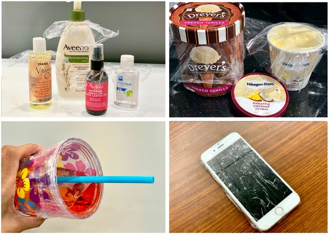 10 Genius Plastic Wrap Home Hacks