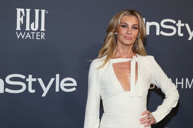 Faith Hill at the InStyle Awards