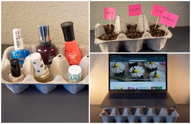 12 clever ways to reuse egg cartons
