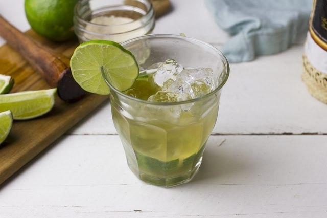Caipirinha (Traditional Brazilian drink) recipe