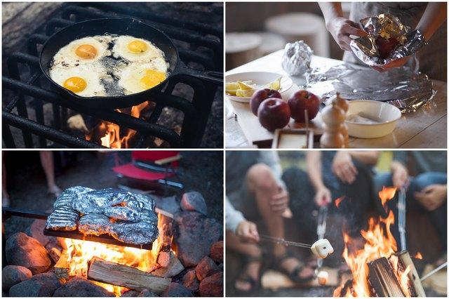 10 Brilliant Camping Food Hacks