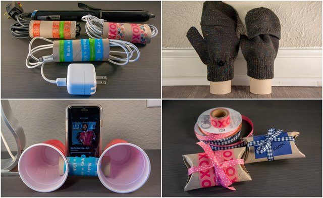 10 Ways to Reuse Toilet Paper Rolls