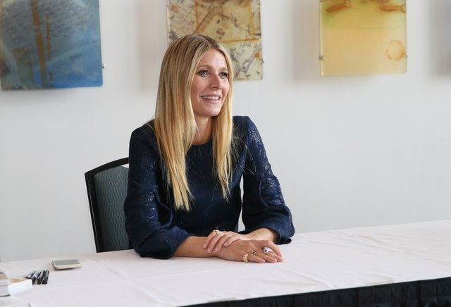 Gwyneth Paltrow Speaks At The 2016 Antiques And Garden Show Of Nashville