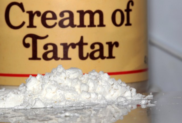 Cream of Tartar from the spice rack