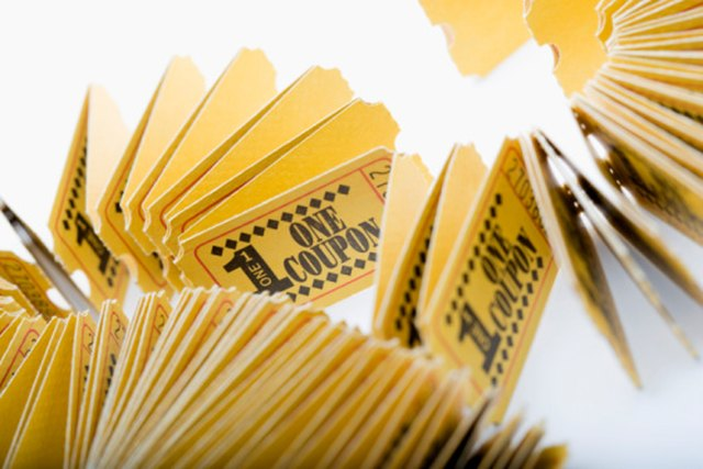 how to make chinese auction tickets