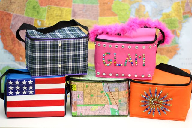 Creative DIY ideas for insulated lunch boxes