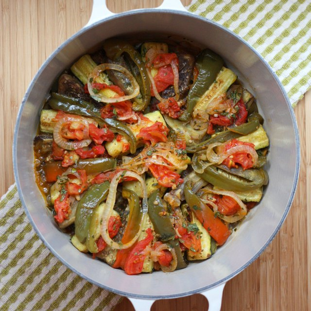 Ratatouille is a classic eggplant recipe that never gets old.