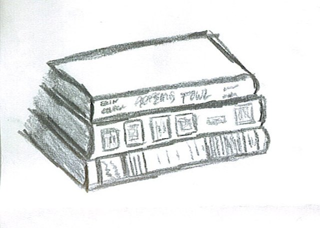 How To Draw Books With Pictures Ehow