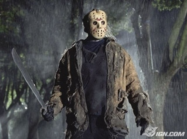 Halloween Jason.How To Dress Like Jason Voorhees For Halloween Ehow