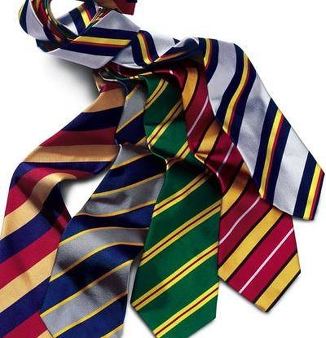 Get Wrinkles Out of Ties