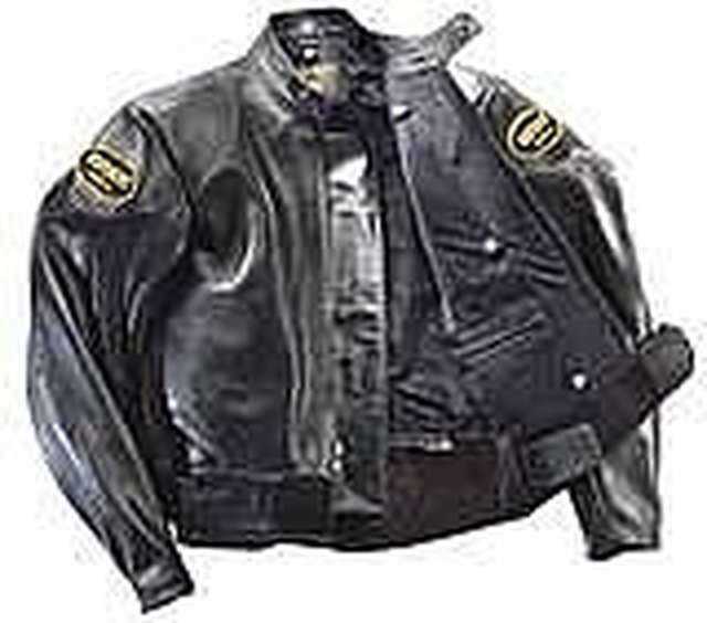 Clean a Leather Jacket at Home