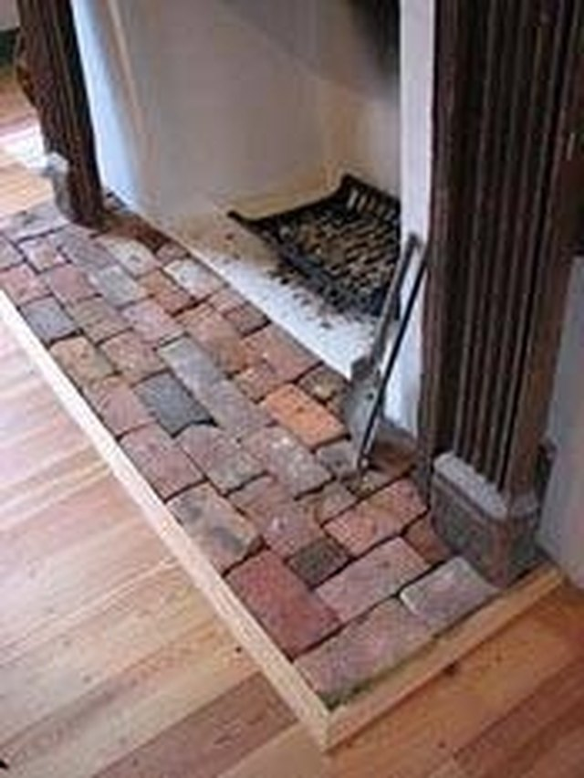 How To Build A Brick Hearth Ehow