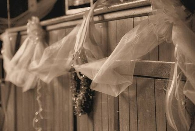 Tulle Wedding Decoration Ideas Ehow