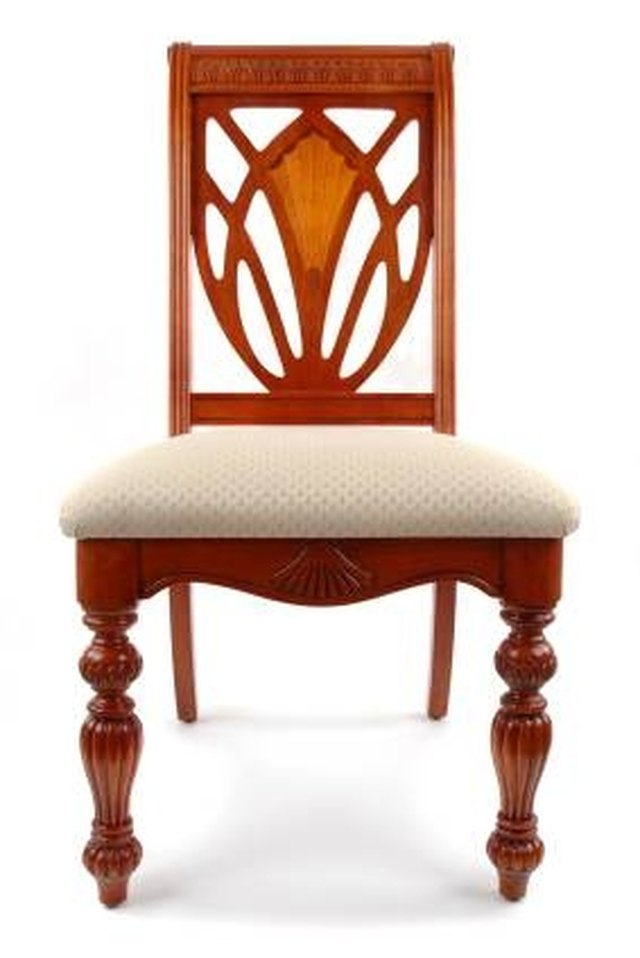 How To Replace A Chair Seat