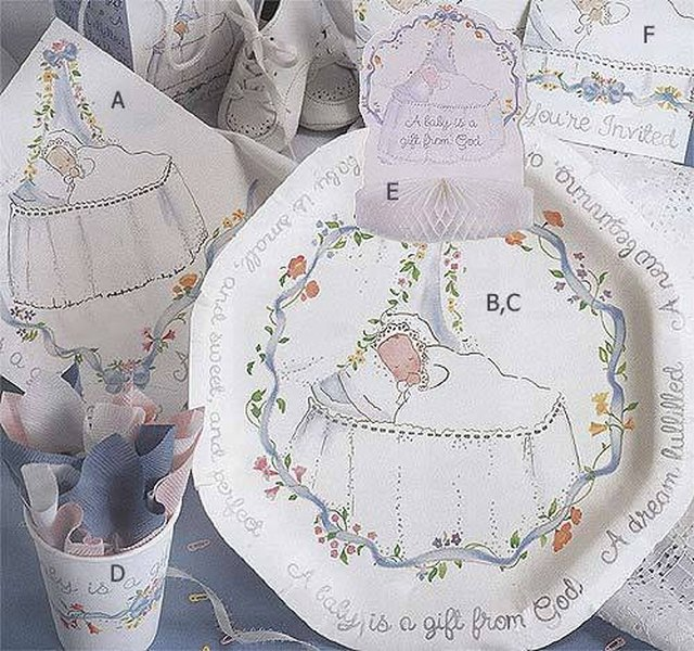 Party Ideas For A Christening With Pictures Ehow