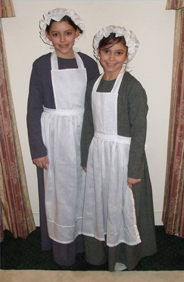 Colonial Costume Ideas Ehow