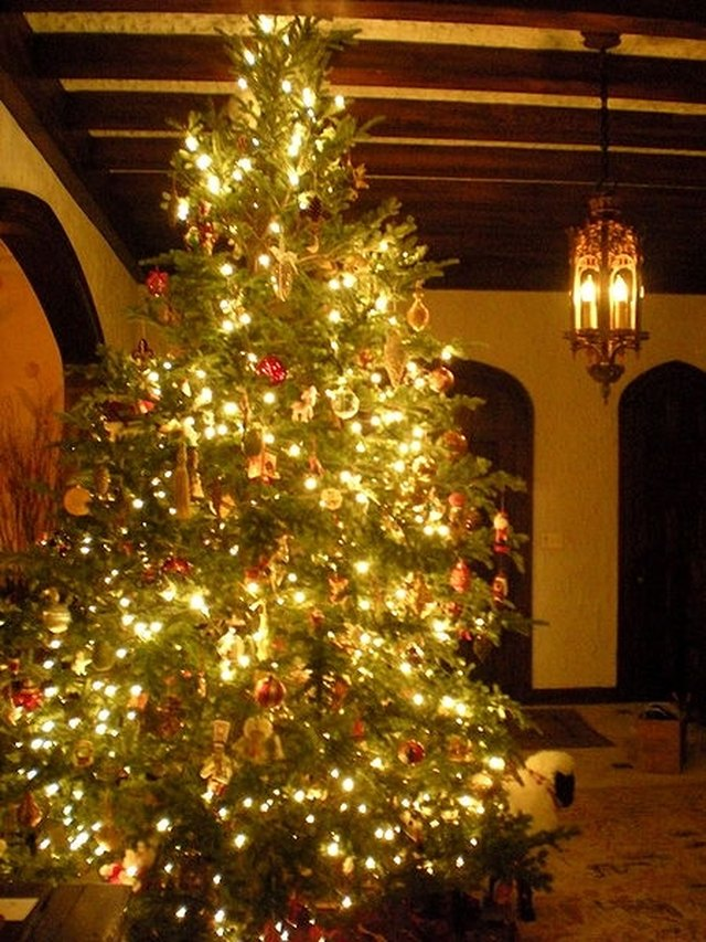 Types Of Artificial Christmas Trees.Types Of Artificial Christmas Trees With Pictures Ehow