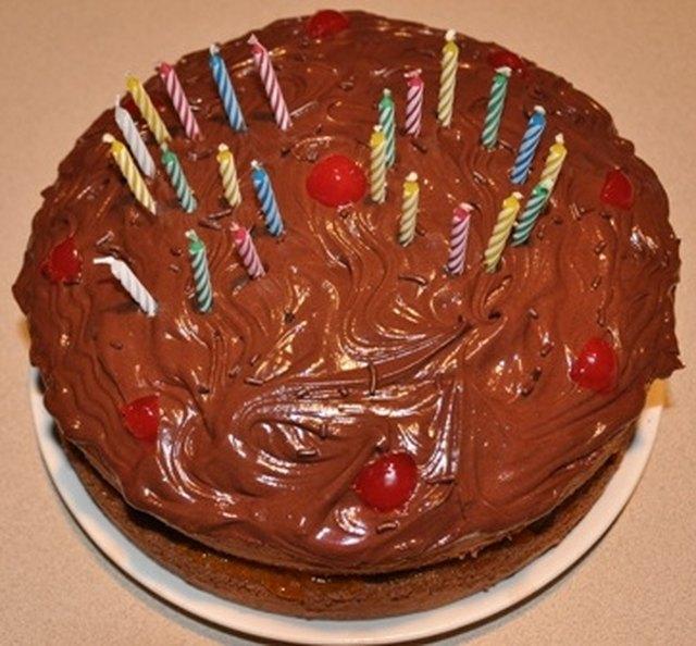 Bake Him A Cake