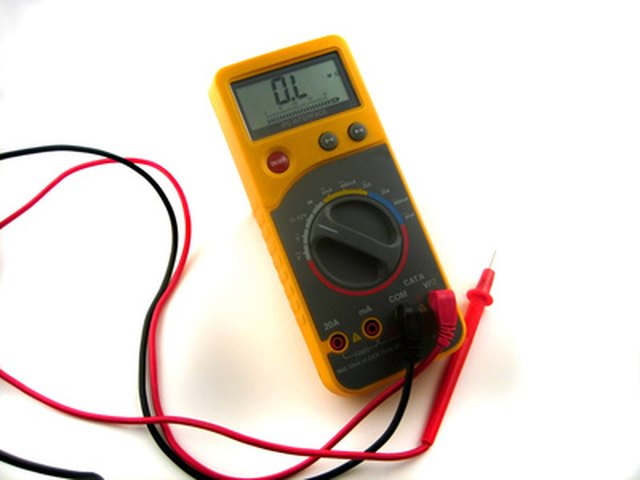 How to Test a Thermocouple for Continuity | eHow