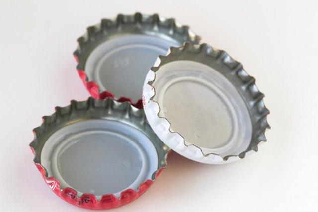 Beer Bottle Cap Crafts Ideas Ehow