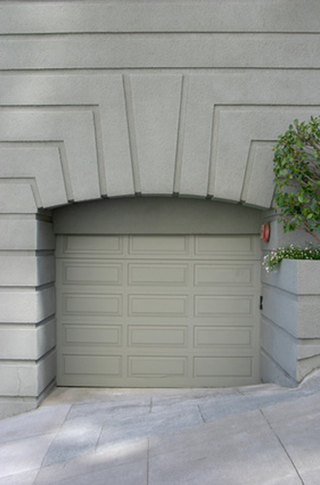 Using Threshold Seals On The Bottom Of Garage Doors Will Keep Water Out