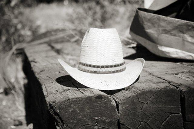9af664559cf How to Make a Giant Foam Cowboy Hat