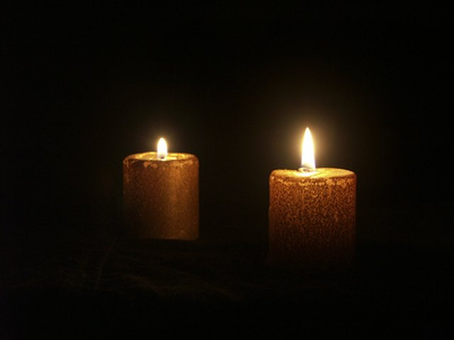 what do each of the four advent candles stand for