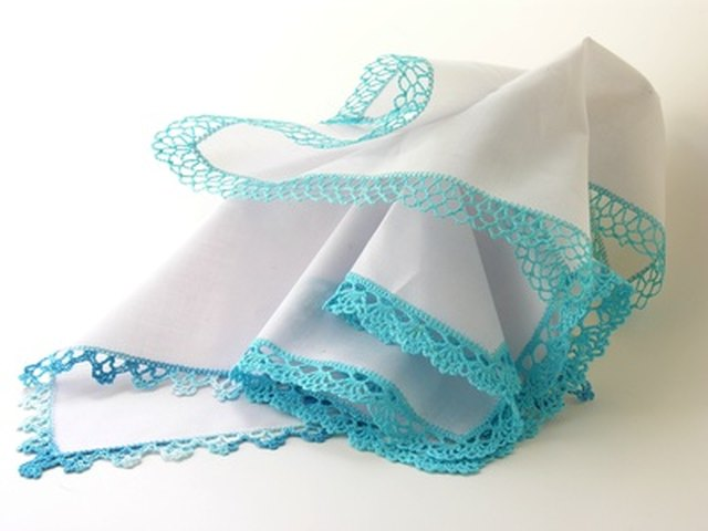 How To Sew Lace Trim Ehow