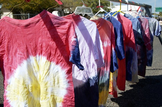 549d0e2a33fb Use Kool-Aid to create colorful tie-dyed shirts.