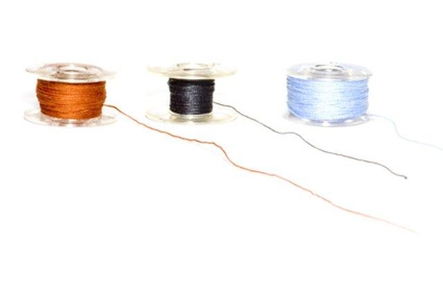 How Do You Wind A Bobbin On A Dressmaker II Sewing Machine EHow Custom Dressmaker Ii Sewing Machine