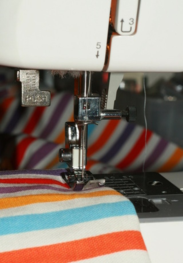 How To Thread A Kenmore Mini Ultra Sewing Machine EHow Cool Kenmore Ultra Mini Sewing Machine