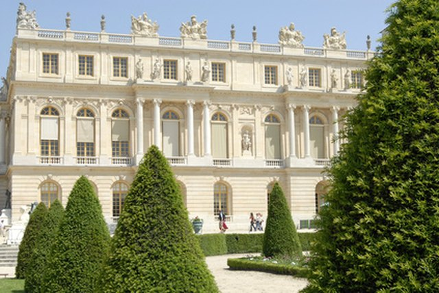 Plants in the Gardens at Versailles | eHow