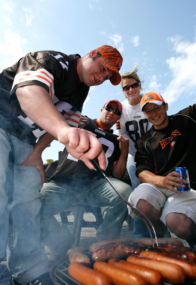 Many people who tailgate on a regular basis say it has spawned friendships while providing a sense of camaraderie.