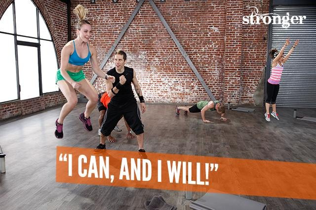 I can, and I will!