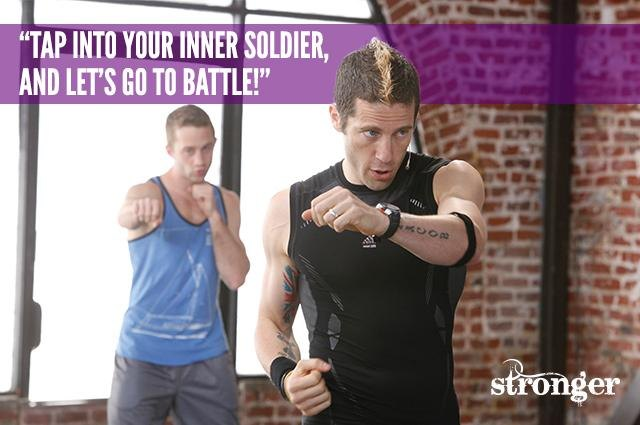 Tap into your inner soldier, and let's go to battle!