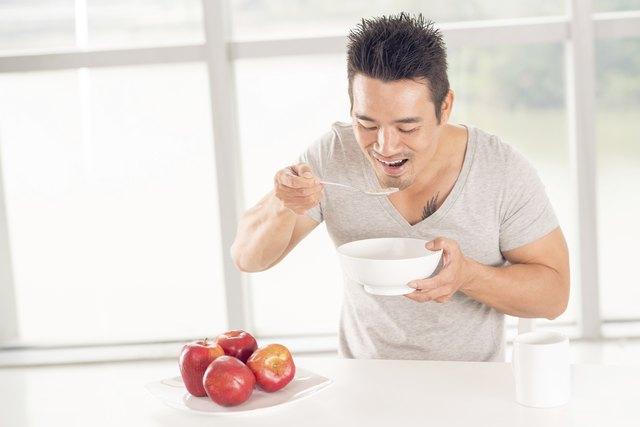 Spoonful of porridge
