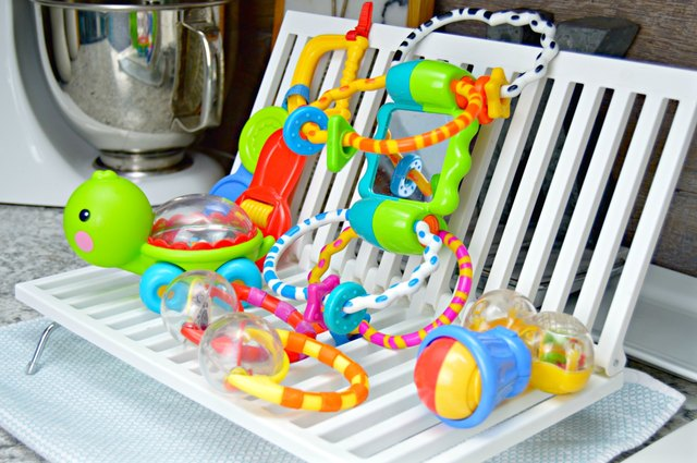 Disinfecting Baby Toys 81