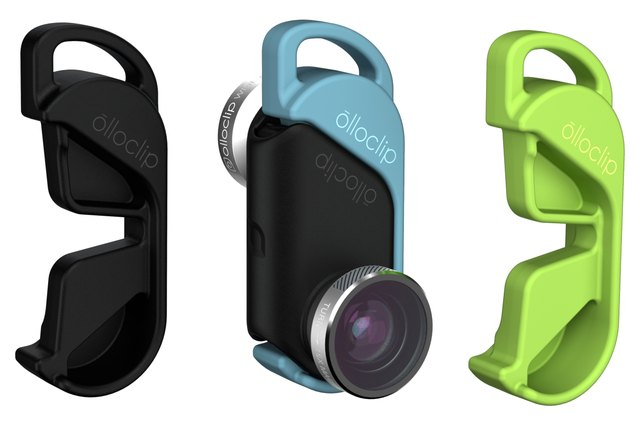 Take better iPhone photos with the Olloclip 4-in-1 lens.