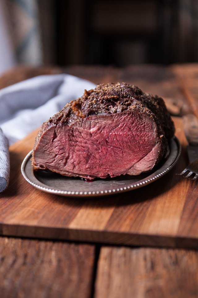 Foolproof Recipe For How To Cook A Beef Rib Eye Roast Ehow