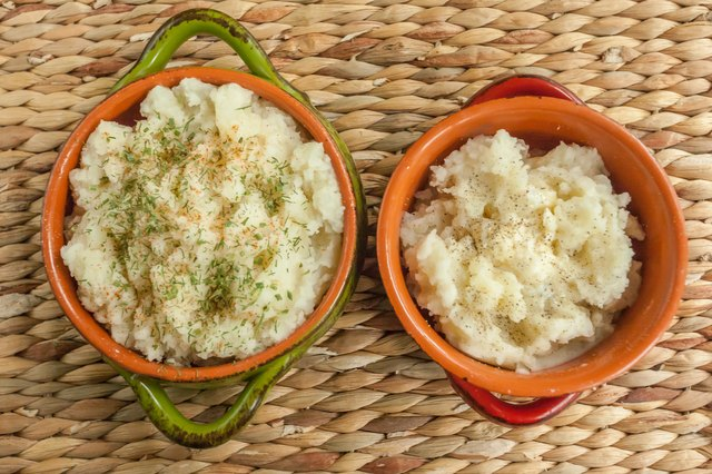 How to Fix Gluey Mashed Potatoes