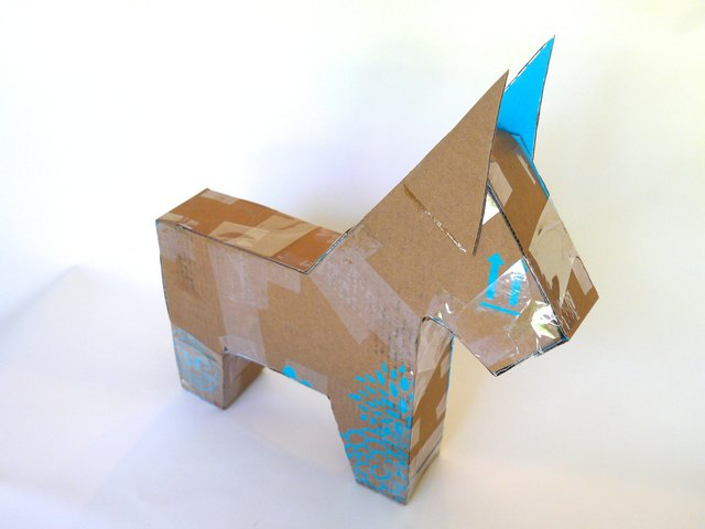 how to make a donkey pinata with pictures ehow