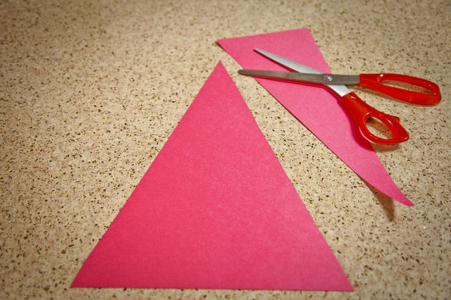 4e083b96940fd How to Make a Santa Hat Out of Paper (with Pictures)
