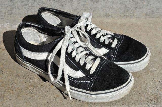white vans shoe laces