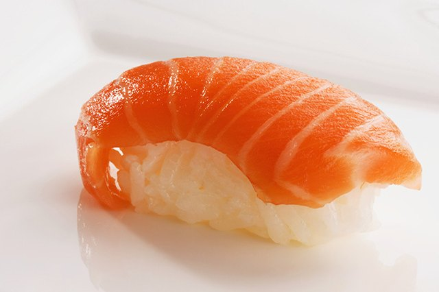 The omega-3s in salmon fight fatigue.