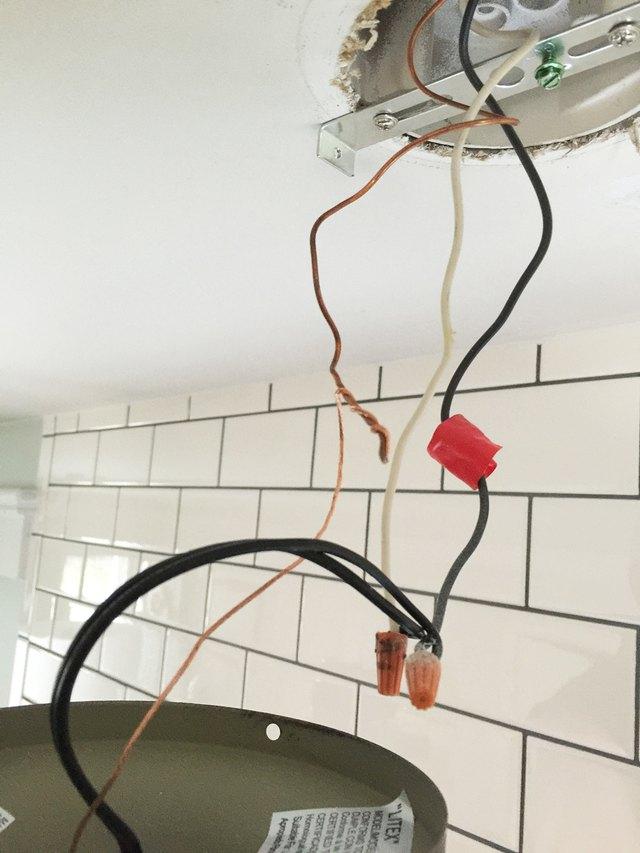 How To Change Light Fixture