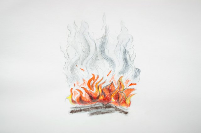 How To Draw Smoke With A Pencil With Pictures Ehow