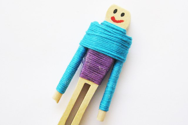 How To Make Worry Dolls For Children With Pictures Ehow